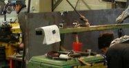 Atelier d'usinage